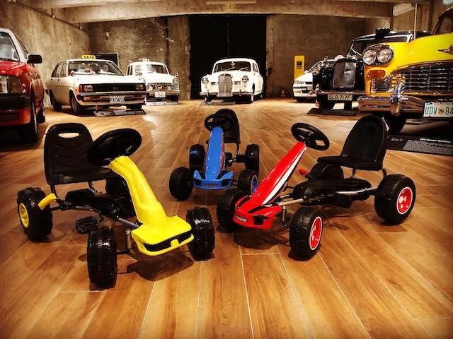 計程車博物館 TAXI MUSEUM