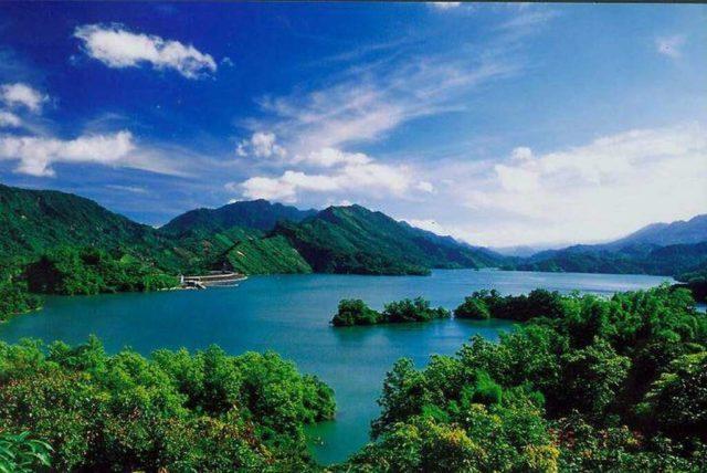 到台南最深的山間:南化