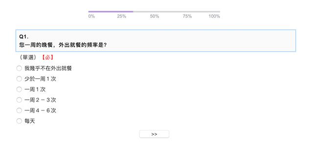 survey-wall問卷