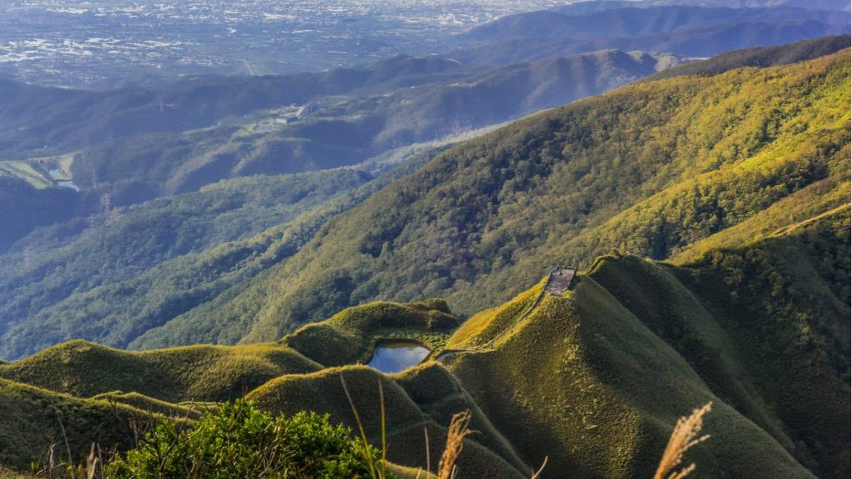 宜蘭旅遊 | 宜蘭森林步道推薦,松羅、草嶺等親子也能踏青趣