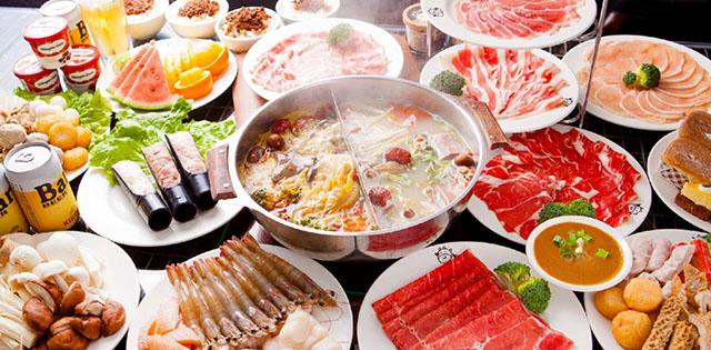 小蒙牛頂級麻辣養生鍋(烤)- 板橋店