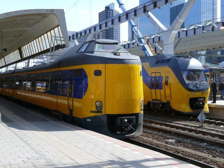 荷蘭火車交通