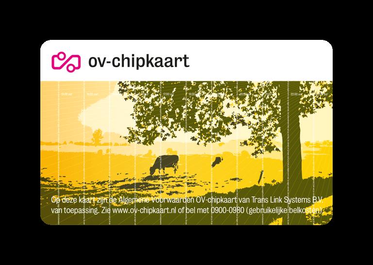 荷蘭交通票券