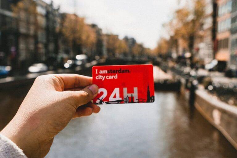 阿姆斯特丹城市卡