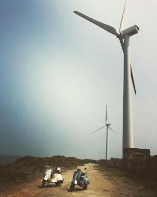 潮海音風車