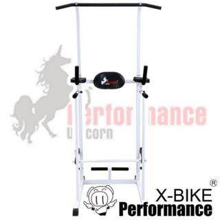 【 X-BIKE 晨昌】多功能 肌肉訓練單槓/仰臥起坐伏地挺身架/鞍馬運動