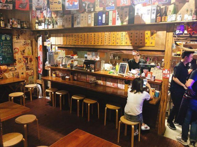 亀マウンテン居酒屋