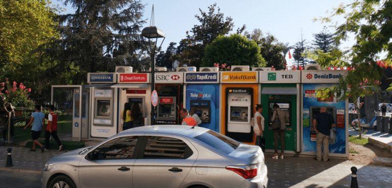 土耳其ATM