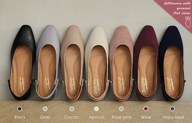 bonjour女鞋
