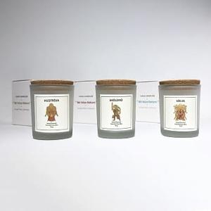 Vana x Birka世界遺產瑞典維京城限量聯名香氛蠟燭