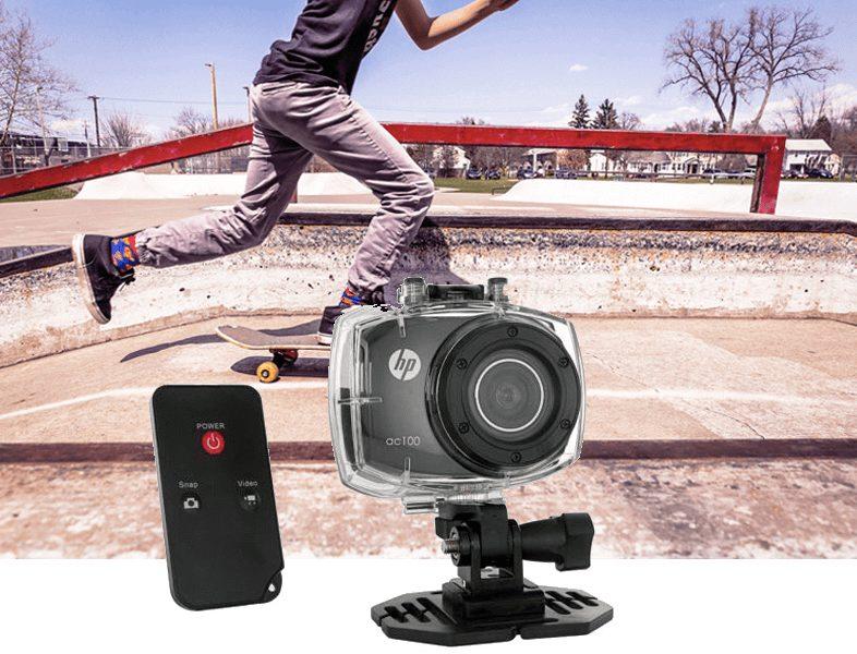 HP] 防水極限運動攝影機 AC100