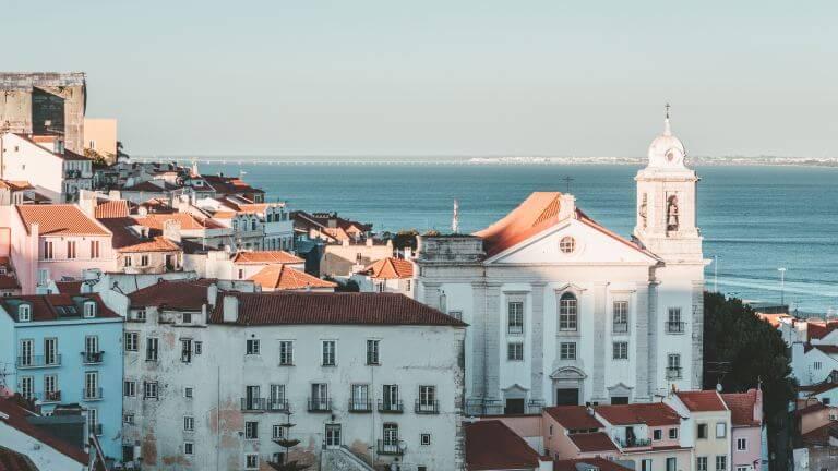 Alfama 葡萄牙阿爾法瑪舊城區