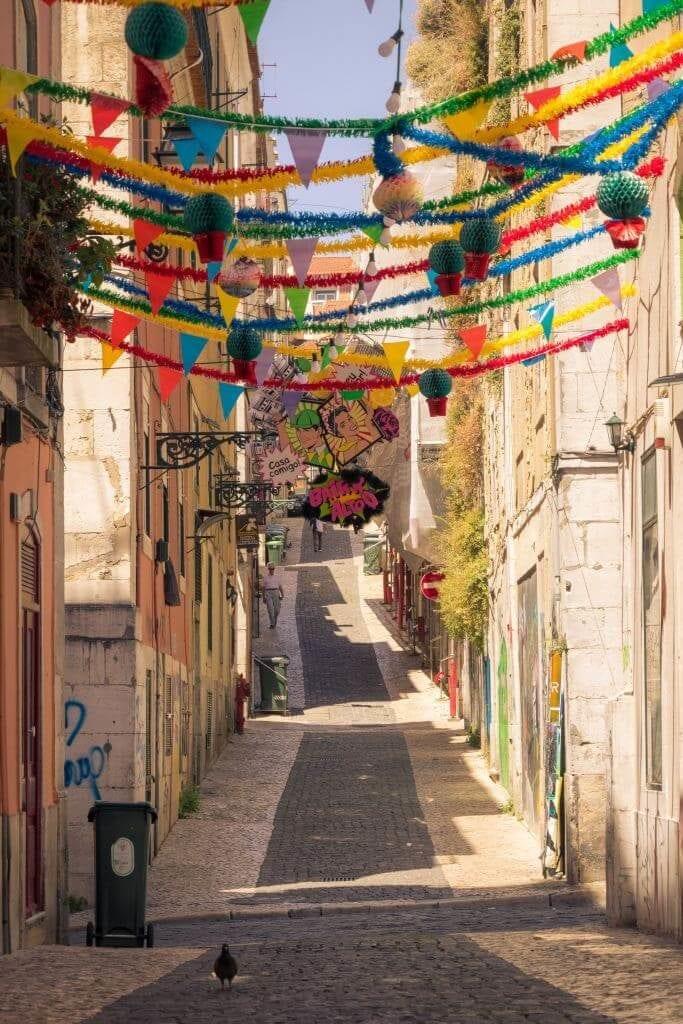 葡萄牙上城區