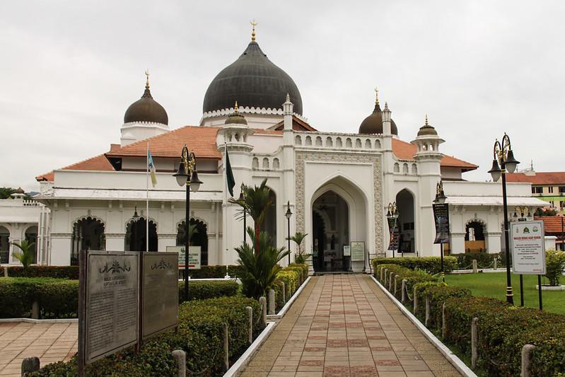 甲必丹吉靈清真寺