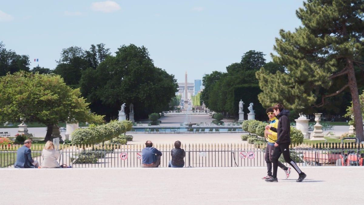 你看過這樣的巴黎嗎?疫情影響之下,沒有旅客的巴黎熱門景點變這樣