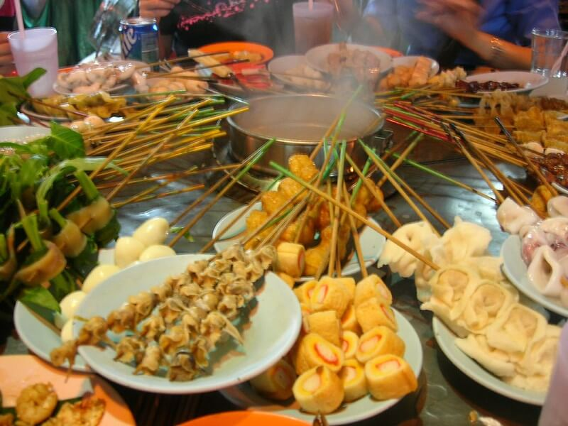 串串小火鍋