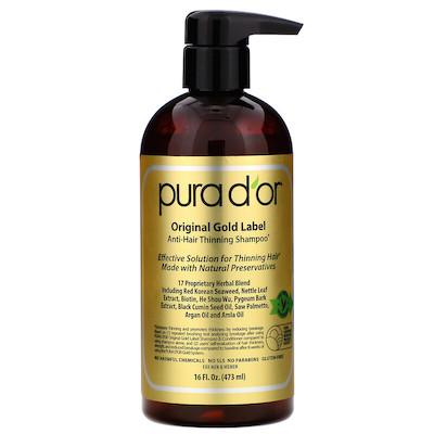 Pura D'or 防止頭髮稀疏洗髮水
