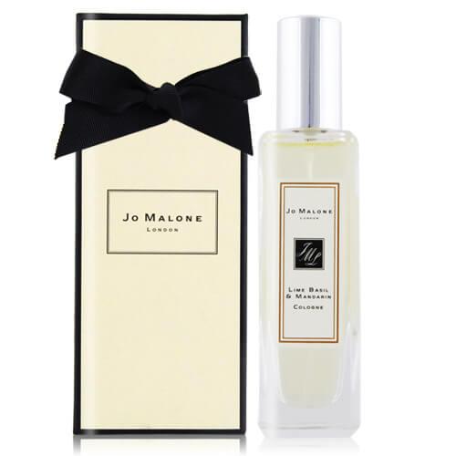 Jo Malone 青檸羅勒葉與柑橘香水