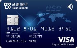 台新銀行雙幣信用卡