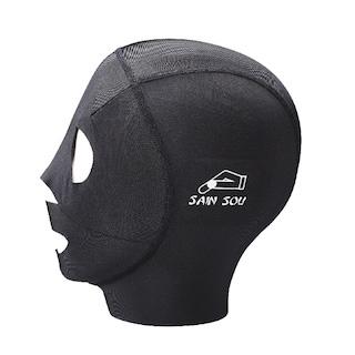 SAIN SOU 運動游泳專用防曬面罩 A181