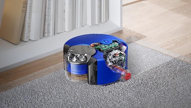 Dyson 360 Heurist™智能吸塵機器人