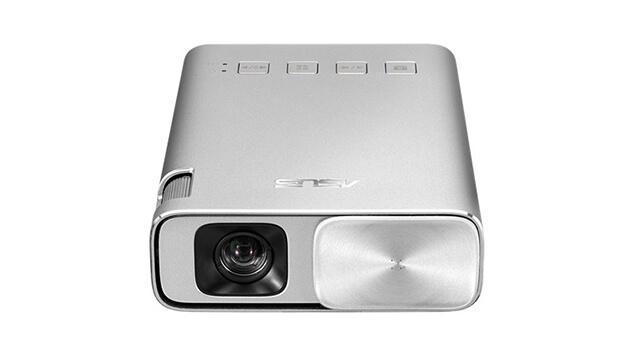 ASUS ZenBeam E1掌上式行動 LED 投影機
