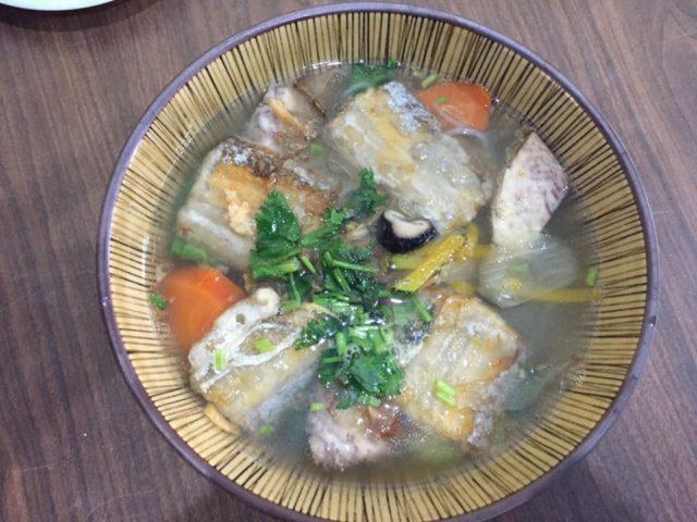 白帶魚米粉