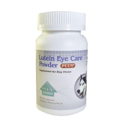 狗 葉黃素 眼睛保健