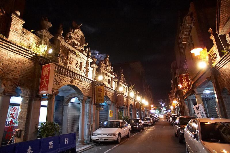 桃園大溪老街