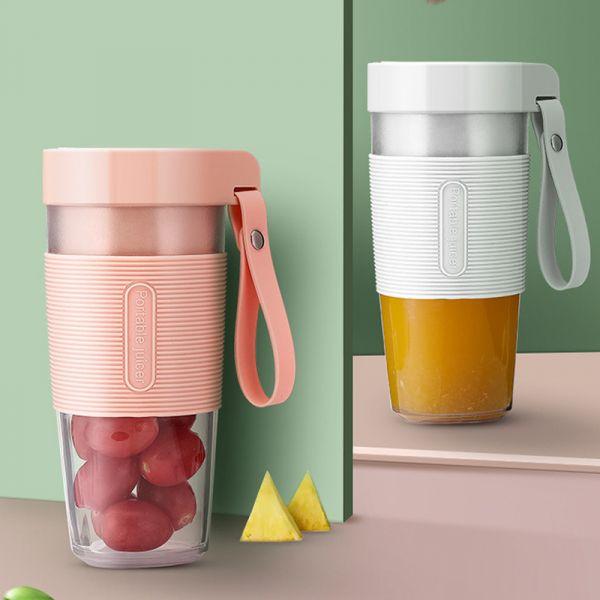 【Portable Juicer】掌上型果汁機