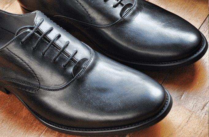 畢典穿搭 皮鞋