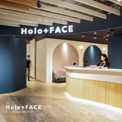 Holo + FACE 最美韓式證件照