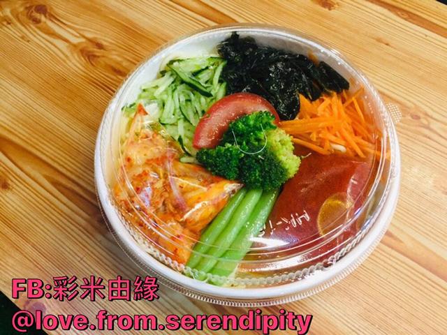 彩米由緣 素食創意壽司涼麵