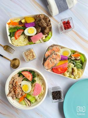 均衡食堂 健康養身餐盒