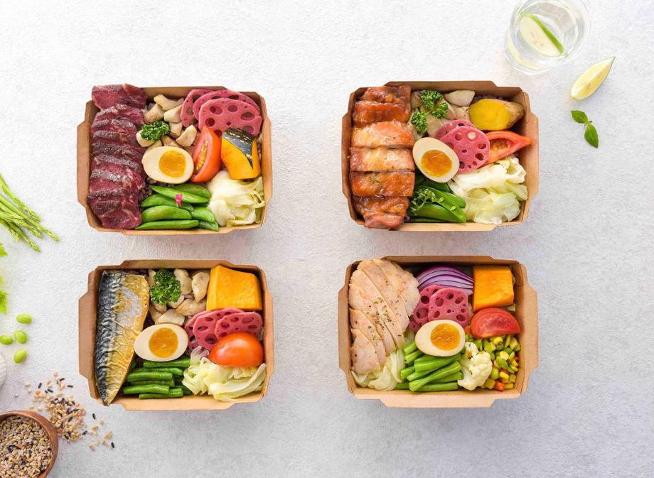 外食族的好朋友!高雄水煮餐盒外送推薦,少油少鹽超健康