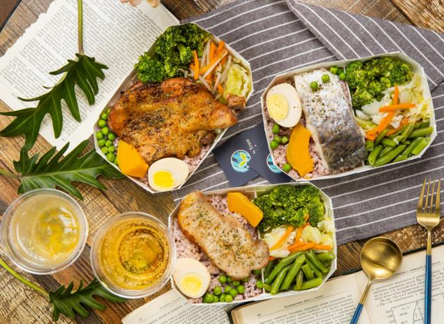 OceanTree 海洋樹手作餐盒