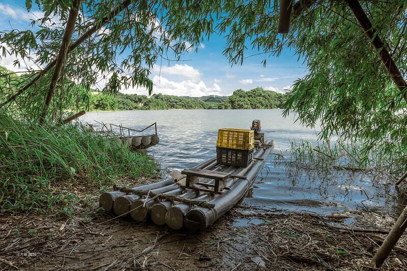 台南自駕推薦景點 夢之湖