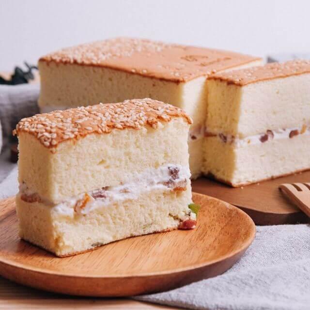 米樂克 宜蘭鹹蛋糕