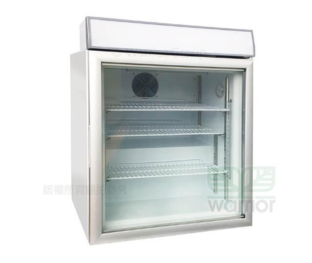 Button Warrior 樺利 85L直立桌上型冷凍櫃 SD92A