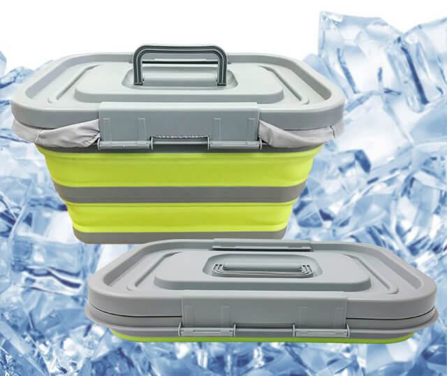 Bamba17L摺疊收納保冰桶