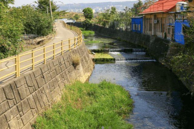 南勢溪湧泉
