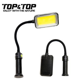 韓國TOP&TOP 超亮LED磁吸露營燈/蛇管燈/露營/修車/帳篷燈