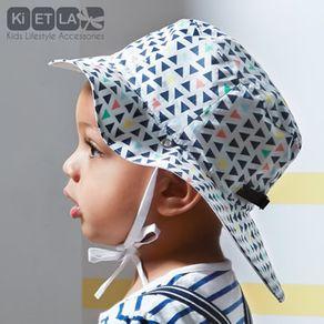 法國Ki ET LA-Kapel凱貝拉幼兒遮陽帽