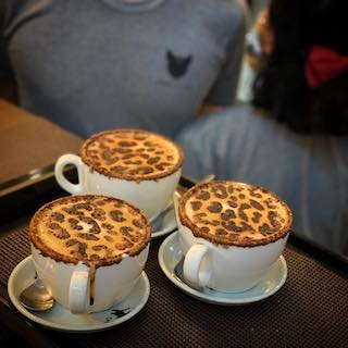 豹豹咖啡館BoBoCafe 海邊館