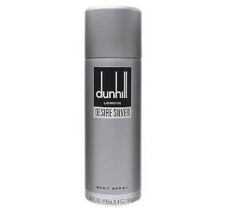 英國 Dunhill 銀光男性淡香水體香噴霧