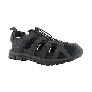 英國HI-TEC 男款水陸二棲護趾涼鞋_COVE O006192026 黑