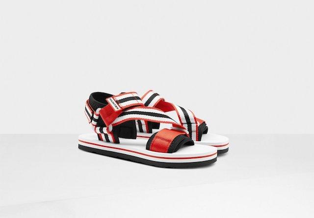 Hunter Men's Original Beach Sandal 涼鞋