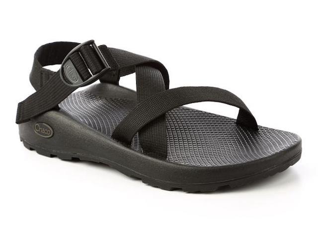 美國Chaco。男 越野運動涼鞋-標準款CH-ZCM01H405 黑