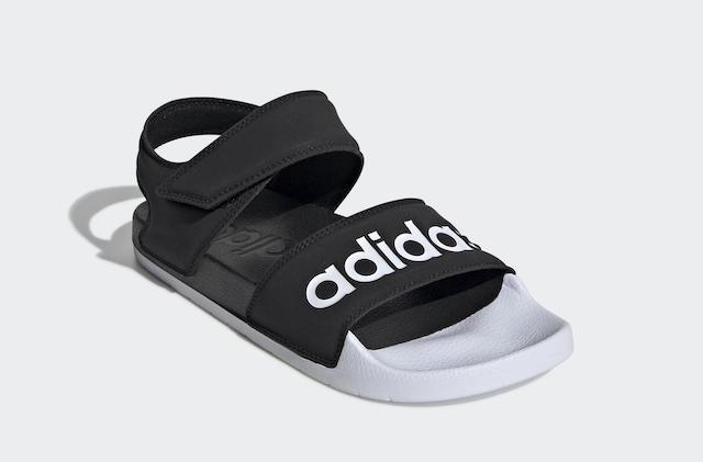 Adidas 男/女 CORE/NEO 游泳 ADILETTE 2.0 涼鞋