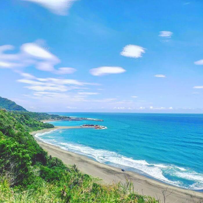 台東金樽海岸